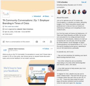LinkedIn-Virtual-Events